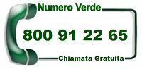 Numero Verde 800912265