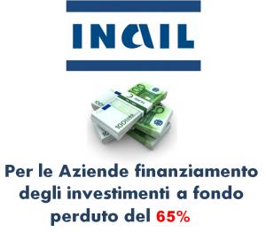 Inail 2016 finanziamento